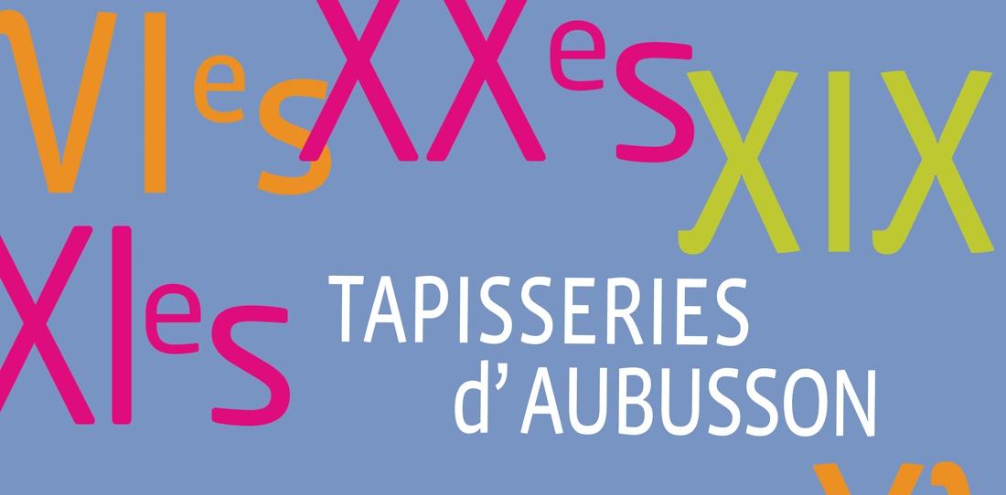 Aubusson XVI-XXI, livret-jeux