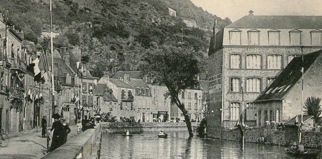 La manufacture Brunschwig et Weil sur la Creuse