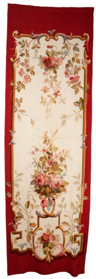 Door curtain, Napoléon III period